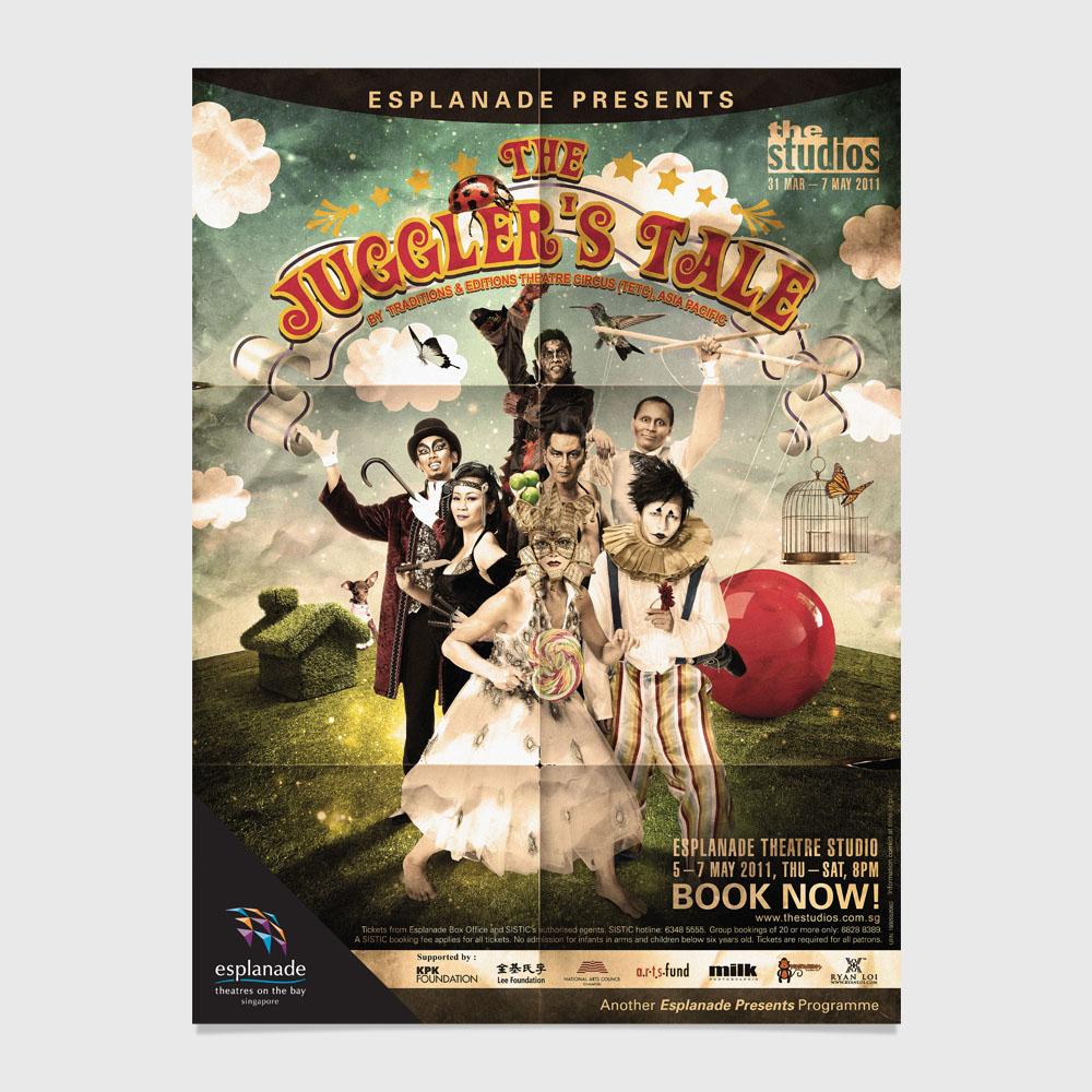 The Juggler's Tale