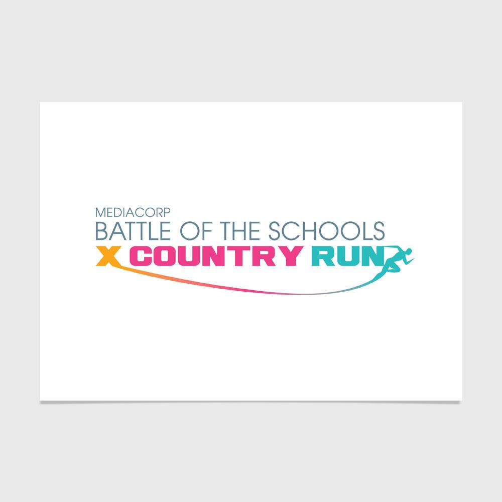 Battle of the Schools Identity Design