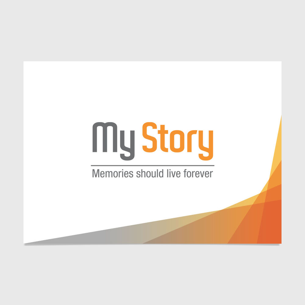 My Story Branding Design
